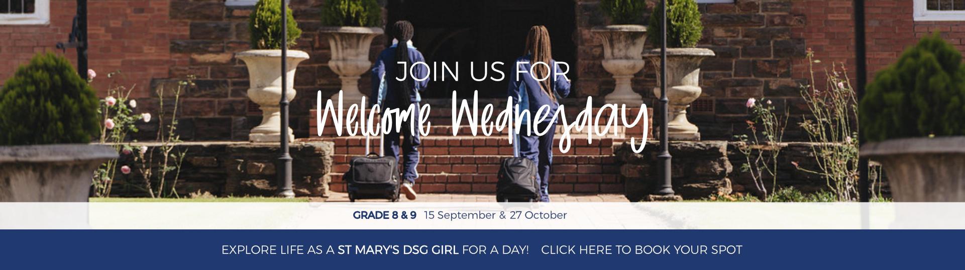 DSG St Mary's
